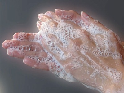 Regular Hand Washing Prevents the Spread of Viruses and Bacteria