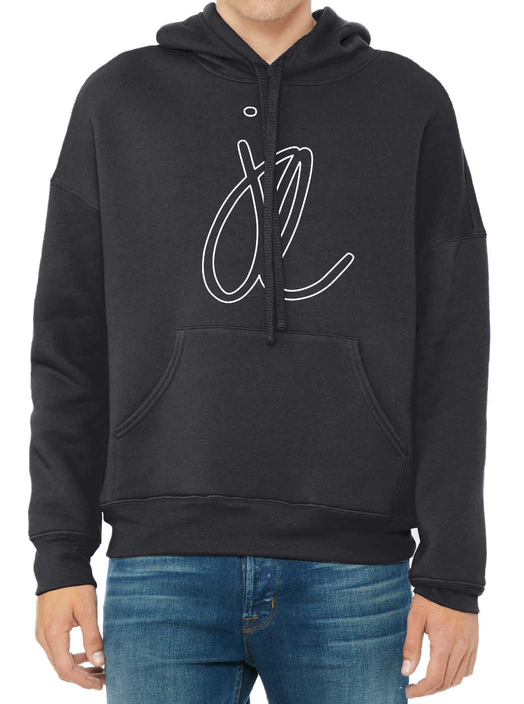 SIGNATURE LOGO Men's Fleece Pullover Hood (Unisex)