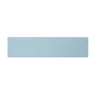Manhattan Blue modern matte ceramic subway & candlestick tile for residential bathroom and kitchen floor and wall imported from Spain, Cevica Manhattan Turquoise available from TilesInspired Canada's Online Tile Store delivering across Ontario and Quebec, including Toronto, Montreal, Ottawa, London, Windsor, Kitchener, Muskoka, Barrie, Kingston, Hamilton, and Niagara tile idea