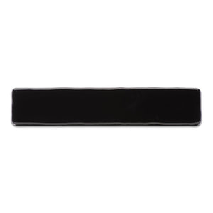 Candlestick Black modern glossy ceramic subway & candlestick tile for residential kitchen backsplash imported from Spain, Cevica Rustic Black available from TilesInspired Canada's Online Tile Store delivering across Ontario and Quebec, including Toronto, Montreal, Ottawa, London, Windsor, Kitchener, Muskoka, Barrie, Kingston, Hamilton, and Niagara renovation idea