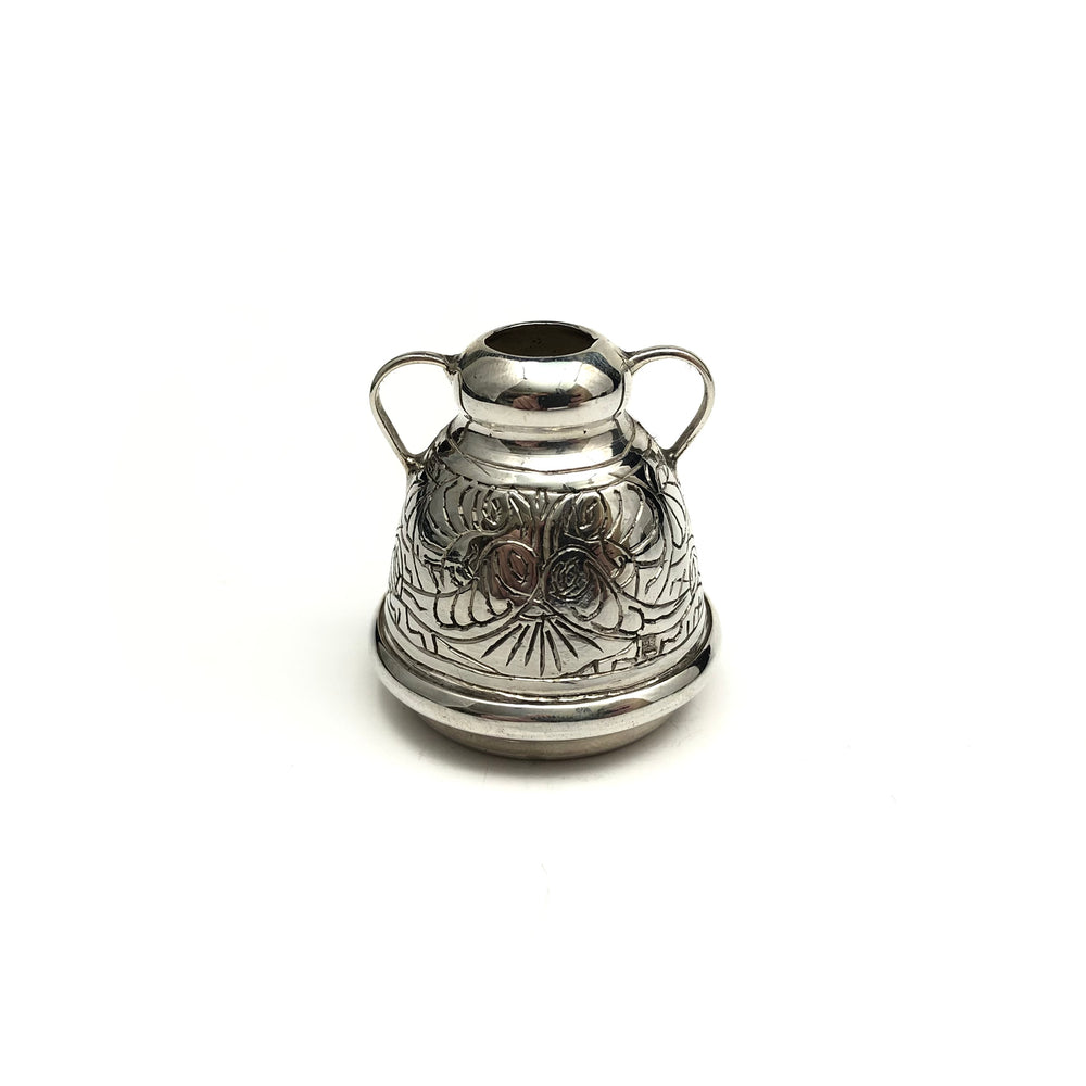 Load image into Gallery viewer, 900 Silver Handled Bud Vase