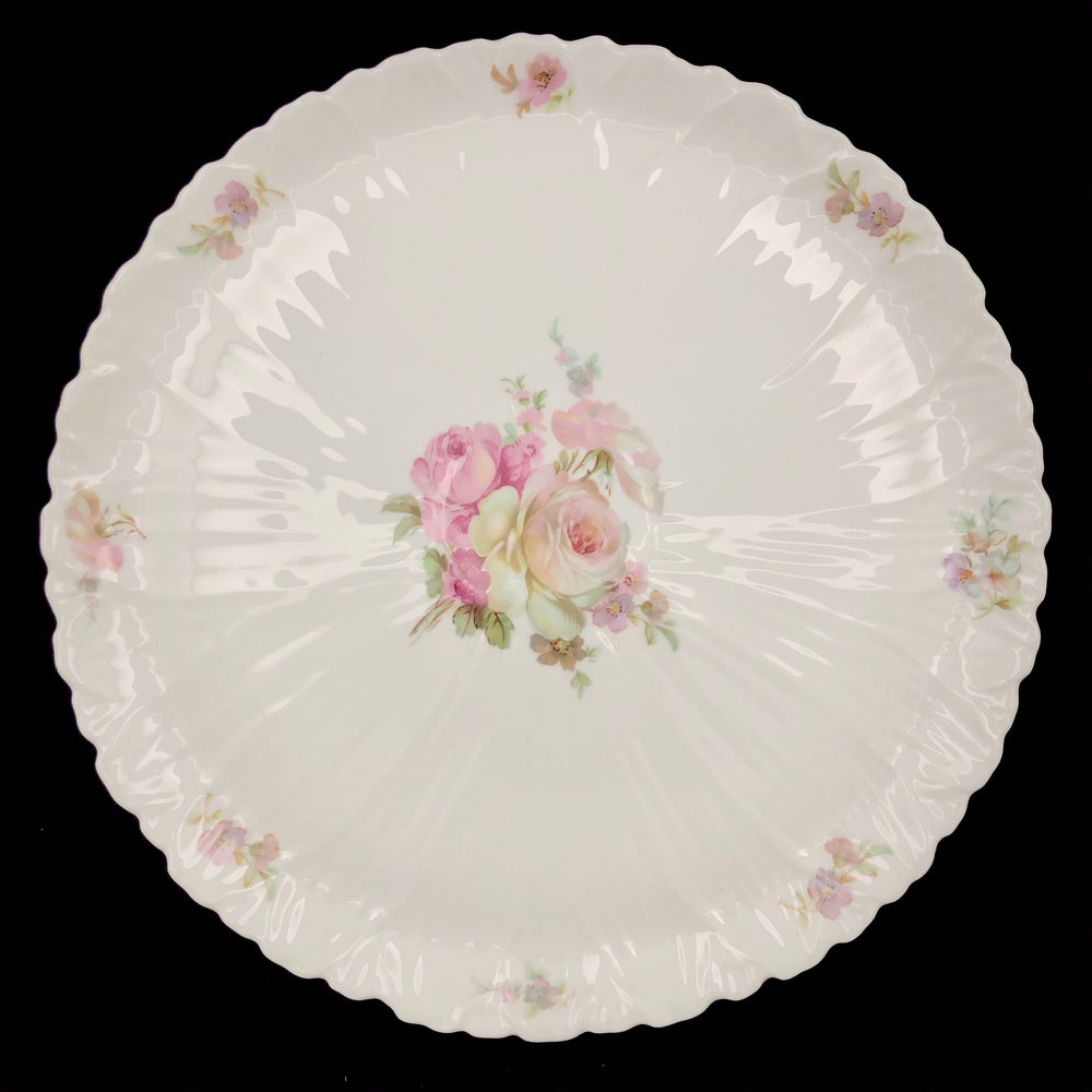 LIMOGES Leclair Cake Plate