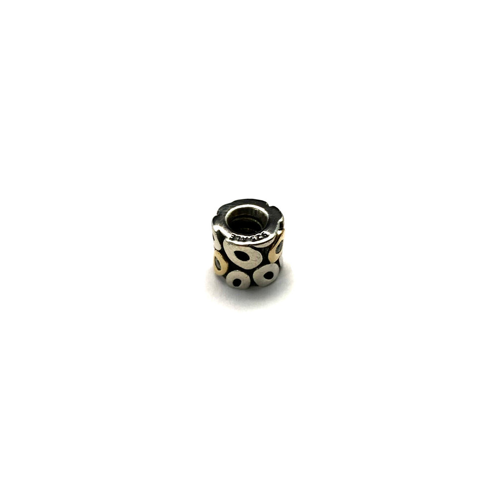 Load image into Gallery viewer, PANDORA Sterling Silver 2Tone Charm