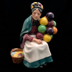 ROYAL DOULTON The Old Balloon Seller HN 1315 Figurine