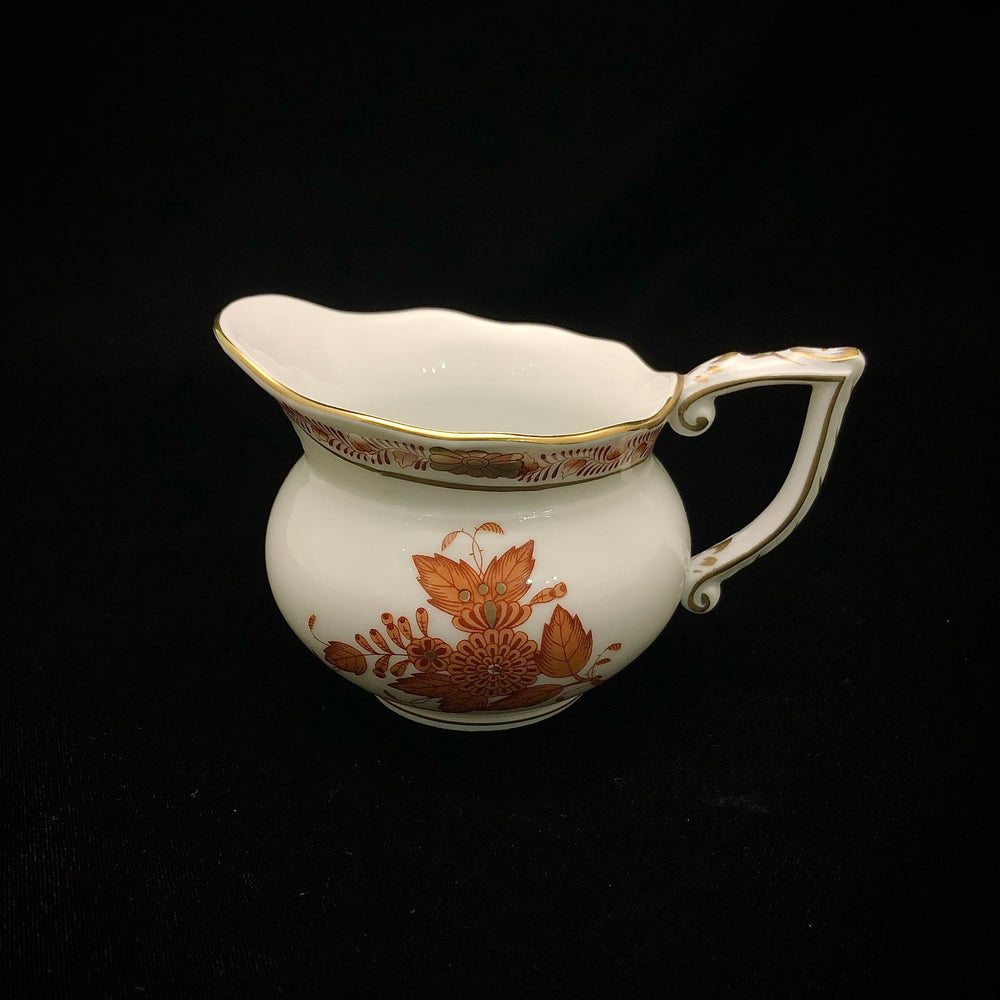 HEREND Chinese Bouquet Creamer