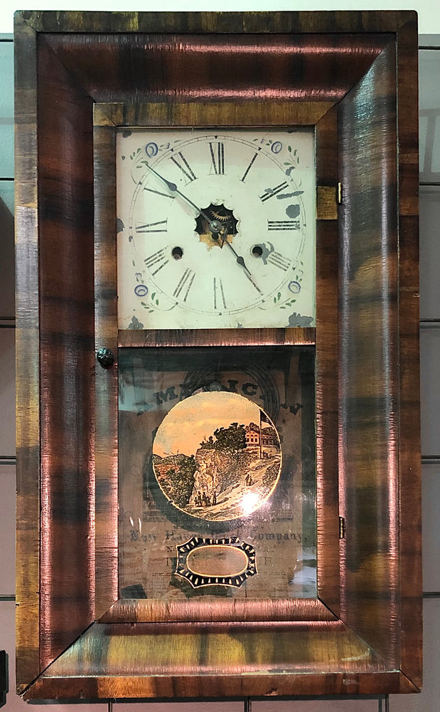 NEW HAVEN 30 Hour Wall Clock