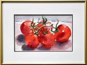 Seco - Tomatoes - Watercolour