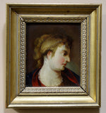 Unknown Artist - Portrait of a Woman  - Oil On Masonite