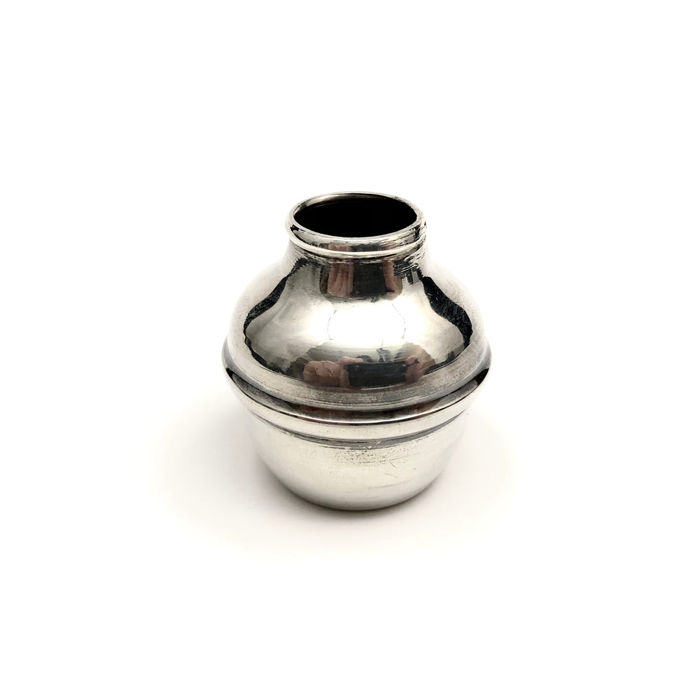 Load image into Gallery viewer, 900 Silver Bud Vase