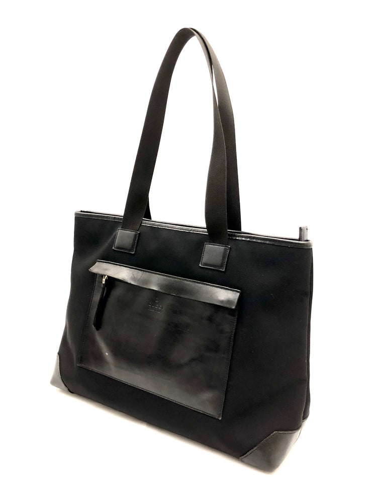 Load image into Gallery viewer, GUCCI Canvas and Leather Tote
