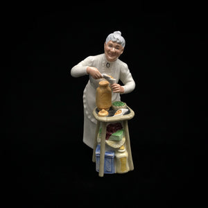 ROYAL DOULTON A Penny's Worth HN 2408 Figurine