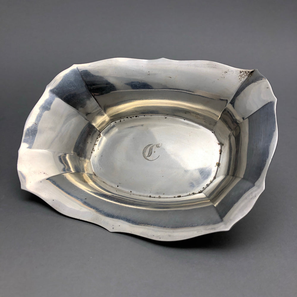 GH FRENCH Sterling Silver Bowl