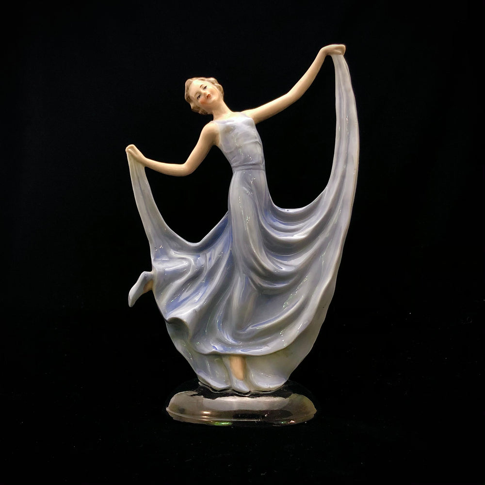 W&A Dancer Figurine