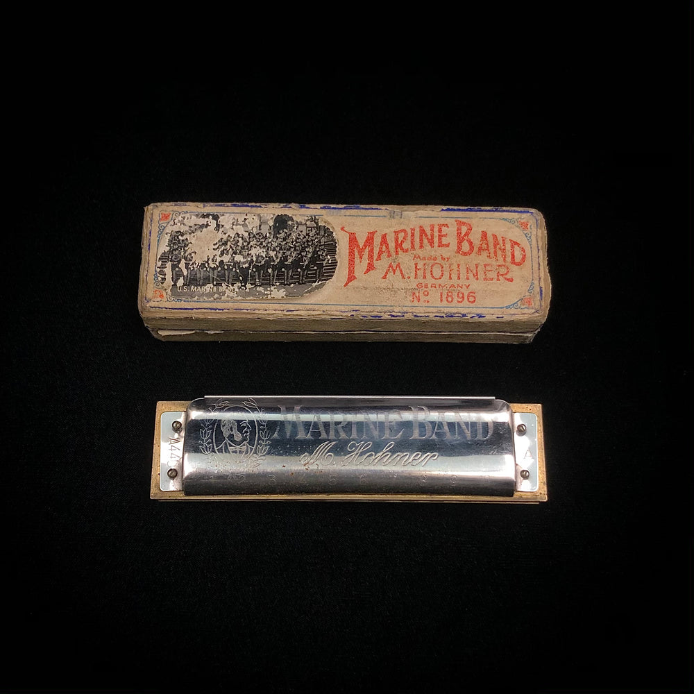 HOHNER Vintage Harmonica - In Box