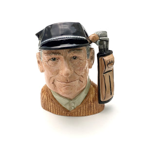 Load image into Gallery viewer, ROYAL DOULTON Toby Golfer D6623