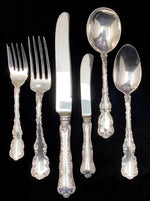 BIRKS Louis XV Flatware - 6 Place Settings
