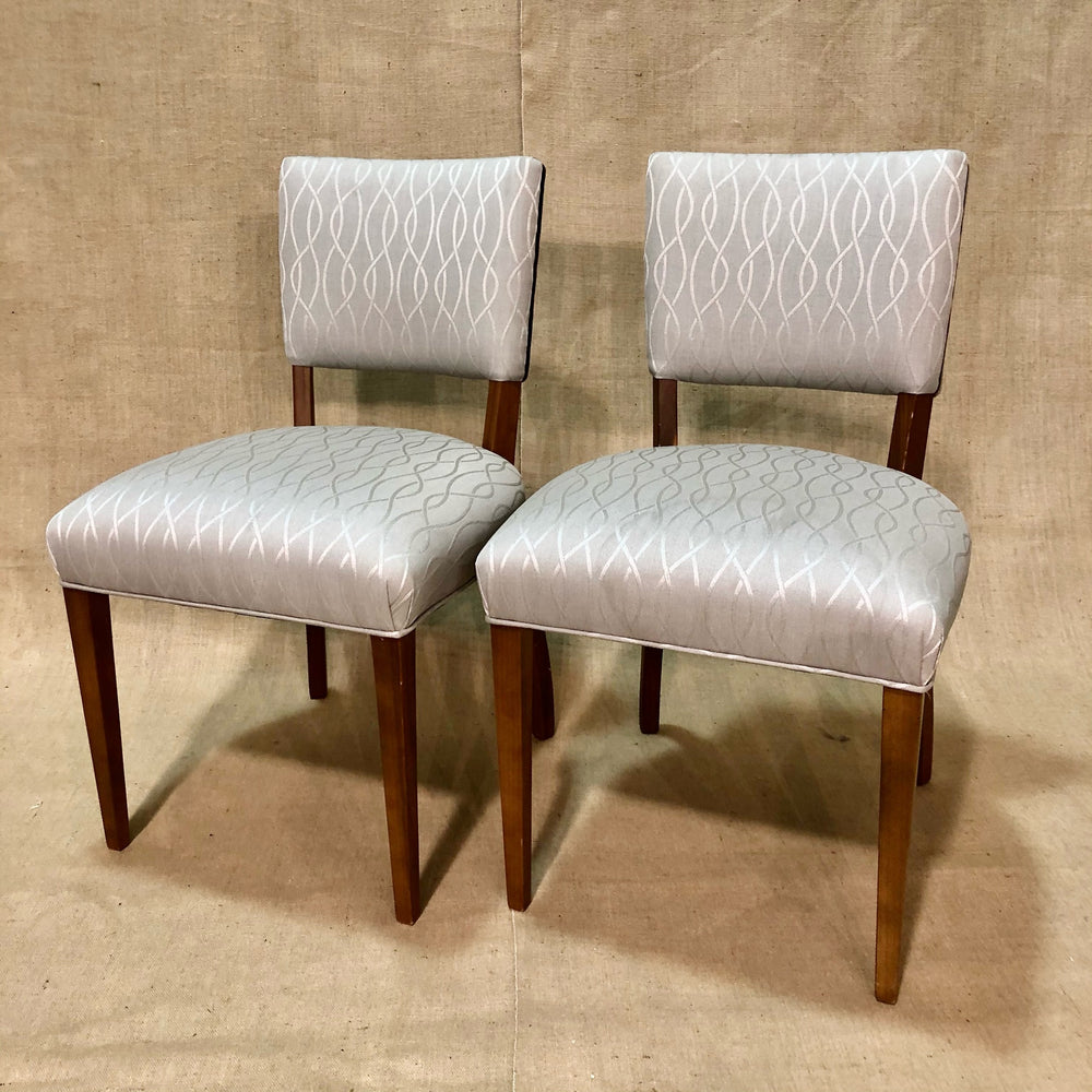 Upholstered Dining Chairs - Set of 8