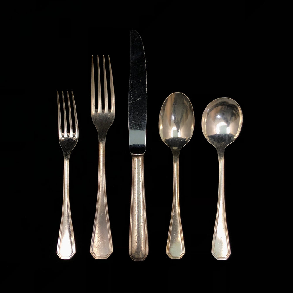 CHRISTOFLE America Flatware - 3 Pieces