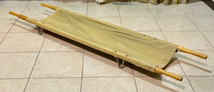 Vintage Military Stretcher