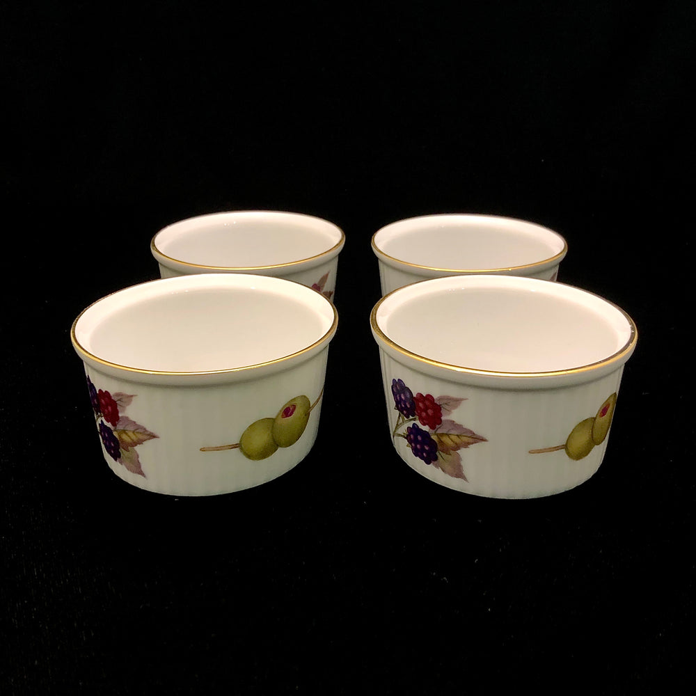 "ROYAL WORCESTER Evesham 3"" Ramekins - Set of 4"