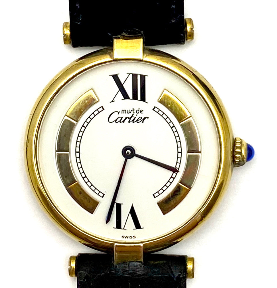 CARTIER Must De Cartier Watch