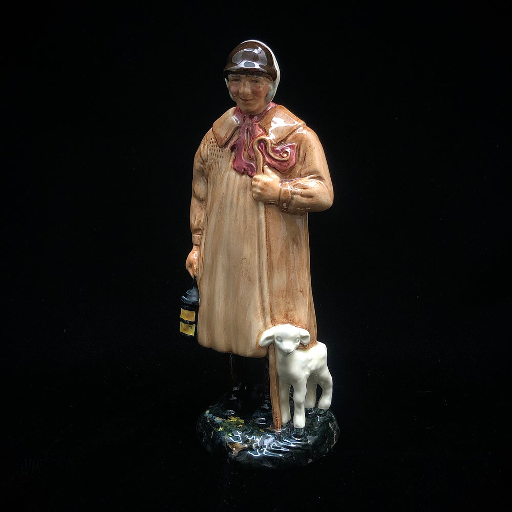 ROYAL DOULTON The Shepherd HN 1975 Figurine