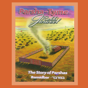 Parshas Bamidbar - Story Tyme with Rabbi Juravel