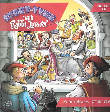 Purim Stories Vol. 2