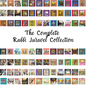 The Complete Rabbi Juravel Collection (Includes ALL CD's - A $960 Value!) - Only on Sale Until 3/11/20!