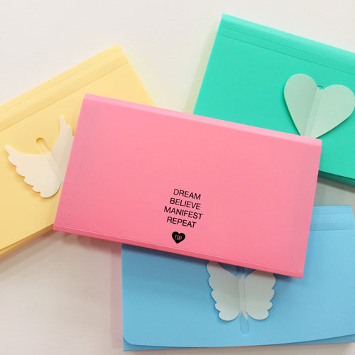 Carpeta mini ♡