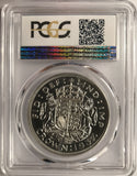 PCGS PR64 1937 SILVER PROOF CROWN COIN
