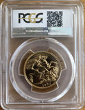 PCGS PR65CAM 1937 GEORGE VI £2 TWO POUND GOLD DOUBLE SOVEREIGN COIN