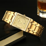 Gold Luxury Business Watch for Men