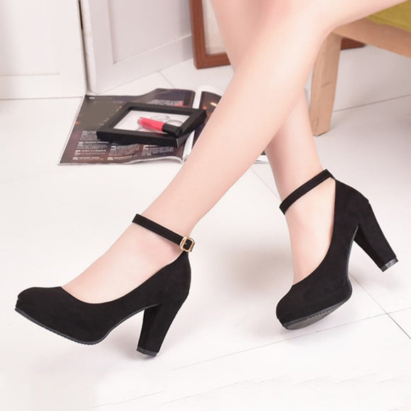1 Pair Women's Fashion Pumps