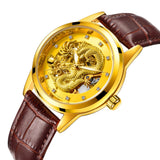 Exquisite Dragon Watch