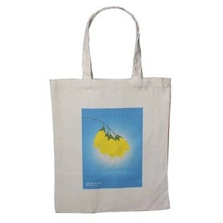 Kowhai Designer Collection - Natural Cotton Tote