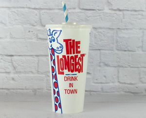 Longest drink in town - Reusable cup