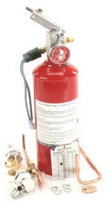 Dry to Wet Extinguisher Convertor