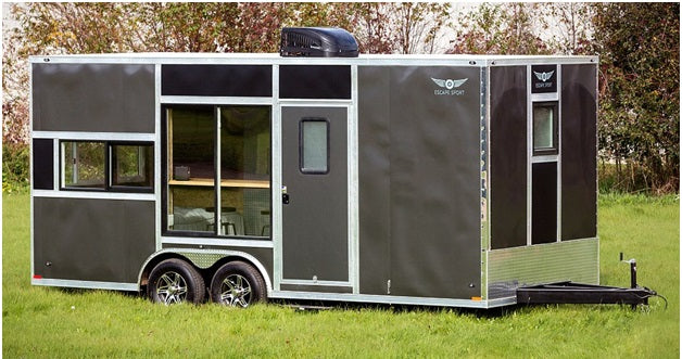 TRAVEL - MOBILE MAN CAVE