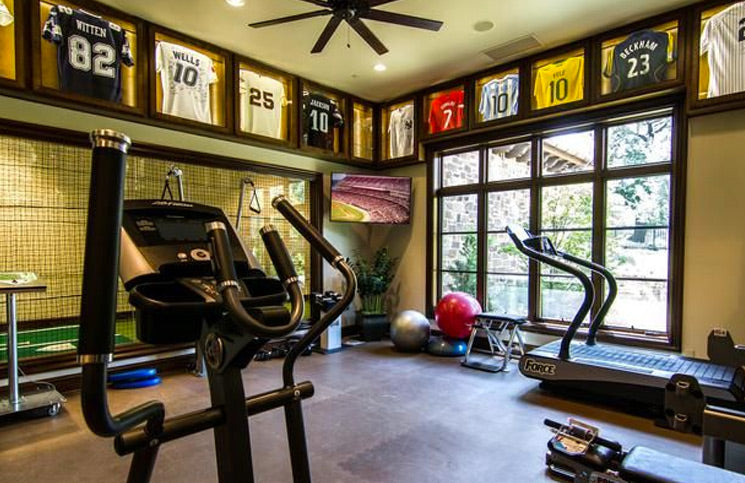 Triathlete's House-Gym