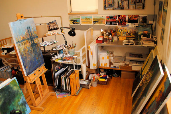 The Artist's Sanctuary