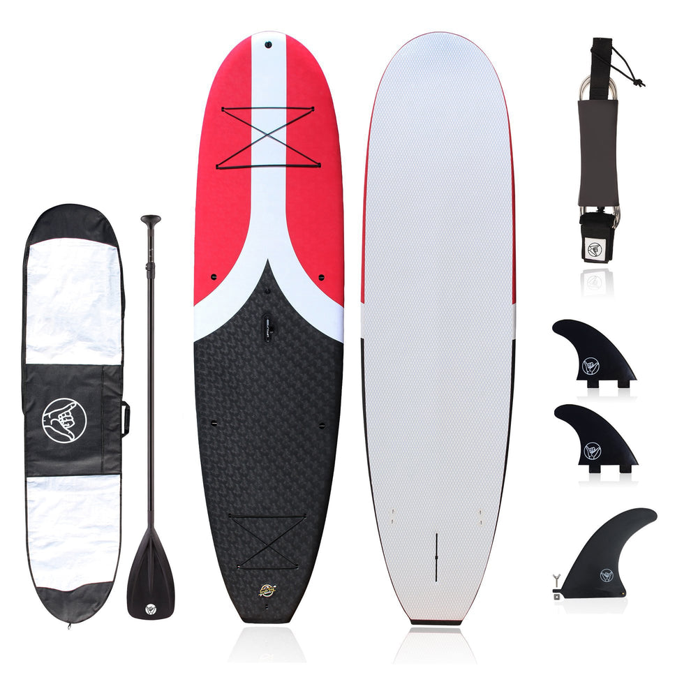 10'4 Big Cruiser Soft Top Paddle Board