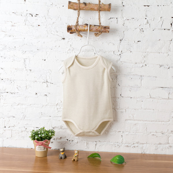 Organic Bodysuit Sleeveless