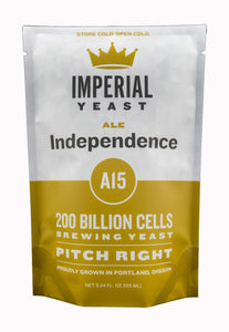Imperial Organic Liquid Yeast - Ales - A15 Independence