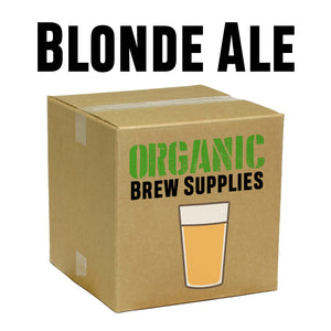 Blonde Ale - Organic 5 Gallon All Grain Beer Recipe Kit