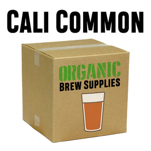 California Common - Organic 5 Gallon All Grain Beer Recipe Kit