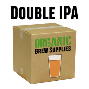 Double IPA - Organic 5 Gallon All Grain Beer Recipe Kit