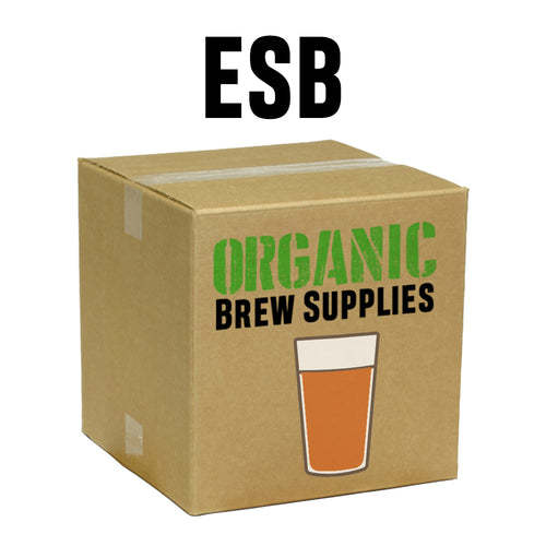 Extra Special / Strong Bitter (ESB) - Organic 5 Gallon All Grain Beer Recipe Kit
