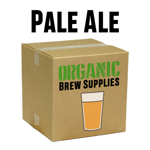 American Pale Ale - Organic 5 Gallon All Grain Beer Recipe Kit