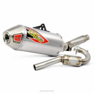 Honda T-6 Stainless Steel Exhaust Systems
